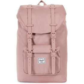 Herschel Little America Mid-Volume Zaino 17L, ash rose